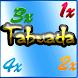 Quer aprender Tabuada? by Luis Gustavo Nascimento Serra