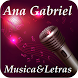 Ana Gabriel Musica&Letras by MutuDeveloper