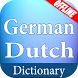 German Dutch Dictionary by Hybrid Dictionary