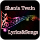 Shania Twain Lyrics&Songs by starsmedia