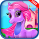 Pony Princess Little Pony Dress Up Game