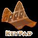 Star Shine Keypad Layout by Omega Themes