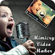 Video Mimicry Maker by Live multi Player Game