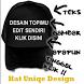 Unique Hat Design by delisa