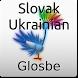 Slovak-Ukrainian Dictionary by Glosbe Parfieniuk i Stawiński s. j.