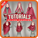 tutorial hijab style trendi 2017-2018 by M2N DevLabs