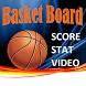 BasketBoard Basket Board by Bee Software
