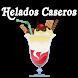 Helados Caseros Recetas by lizanoapps