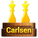Magnus Carlsen Fan App by Pondar
