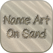 Name Art On Sand
