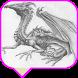 Drawing Dragon Tutorials