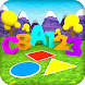 Learn ABC Letters, Numbers, Colors & Shapes - Kids by Touchzing Media