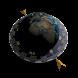 Earth Globe Compass by Statlertronik