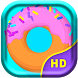 Sweet Donut Live Wallpaper by Quentin Country Design