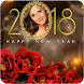 New Year 2018 Photo Frame by smileapps