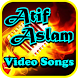 Atif Aslam Video Songs by QTech Apps