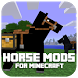Horse Mods for Minecraft PE by Minecraft Mods Studio