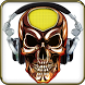 SKULL MUSIC MP3 Player by ROX Studios