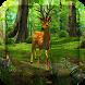 3D Deer-Nature Live Wallpaper by DynamicArt Creator