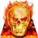 Skull Hellfire Theme by Wallpapers HD Backgrounds