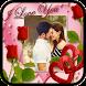 Love Photo Frame by Appscodder