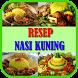 Resep Nasi Kuning Enak by Tutidev