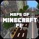 Maps of Minecraft PE by Minecraft Mods Studio