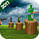 Real Bottle Shooting Free Game by Moon Storm Studio