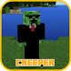 Creeper Friend Mod MCPE by LocalSocialToTu