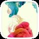 Colorful Smoke Theme by Heartful Theme