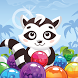 Raccoon Pop - Bubble Shooter