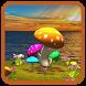 3D Mushroom-Sun Live Wallpaper by Approids Tech