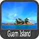 Guam Island GPS Map Navigator by FLYTOMAP INC
