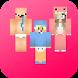 Baby Skins for Minecraft PE by MineBuilder.Studioz