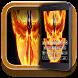 Reborn Phoenix Emoji Keyboard by Arzanax Labs