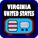 Virginia USA Radio by Enkom Apps