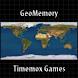 GeoMemory - HTML5