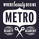 Metro Beauty Academy by webappclouds.com
