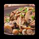 Mushroom Recipes by Anup