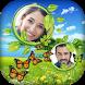 Nature Dual Photo Editor - Photo Frame by Crazy App Dev
