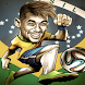 Caricature Soccer Players Quiz by qesko
