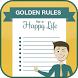 Golden Rules for a Happy Life by My Good Self