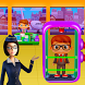 Cabin Crew Airport Flight Manager by Smile Stones Studio