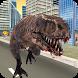 Wild Dinosaur Simulator City Attack by 4wheelgames