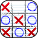 Tic Tac Toe - Classic by Pink Tufts