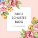 Paige Schuster Blog by Appswiz W.X