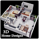 3D Home Designs by Black Pearl