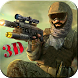 Commando Force strike Combat: Frontline Bullet war by Forge Studio