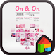 On&On Dodol launcher theme by iConnect