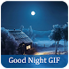Good Night GIF Wishes Image Collection by Sumeru Sky Developer